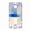 Swarovski Drop 6696 Urban 30mm Aurora Borealis Crystal